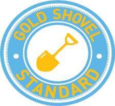 Standard Gold Shovel